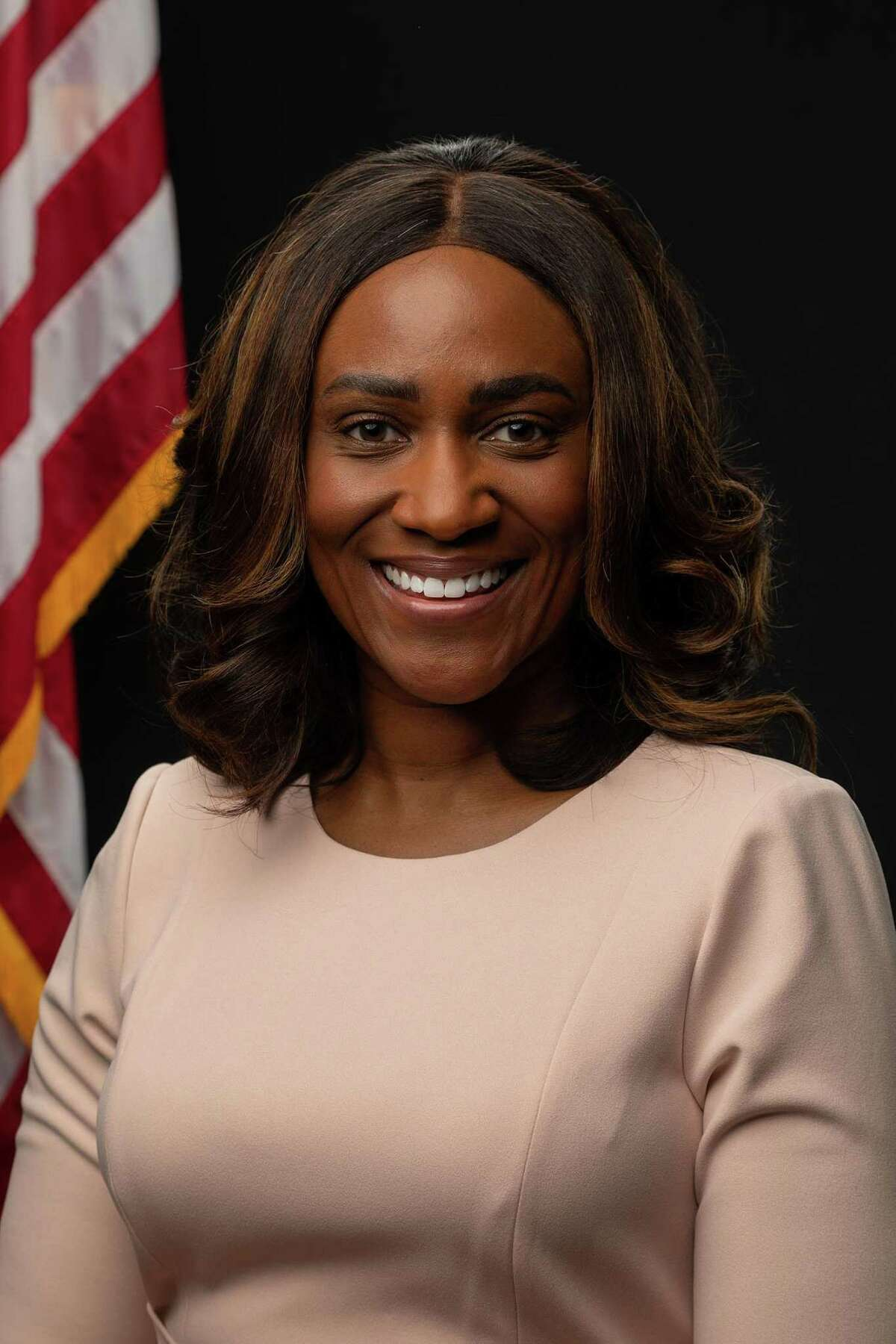 Dr. Mikia Barnes was named principal of Birnham Woods Elementary at the Conroe ISD April 20, 2021 board meeting.