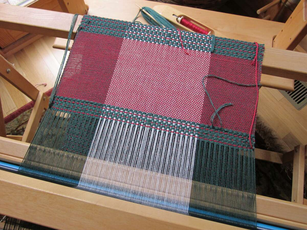 History of weaving is topic of April 28 presentation.