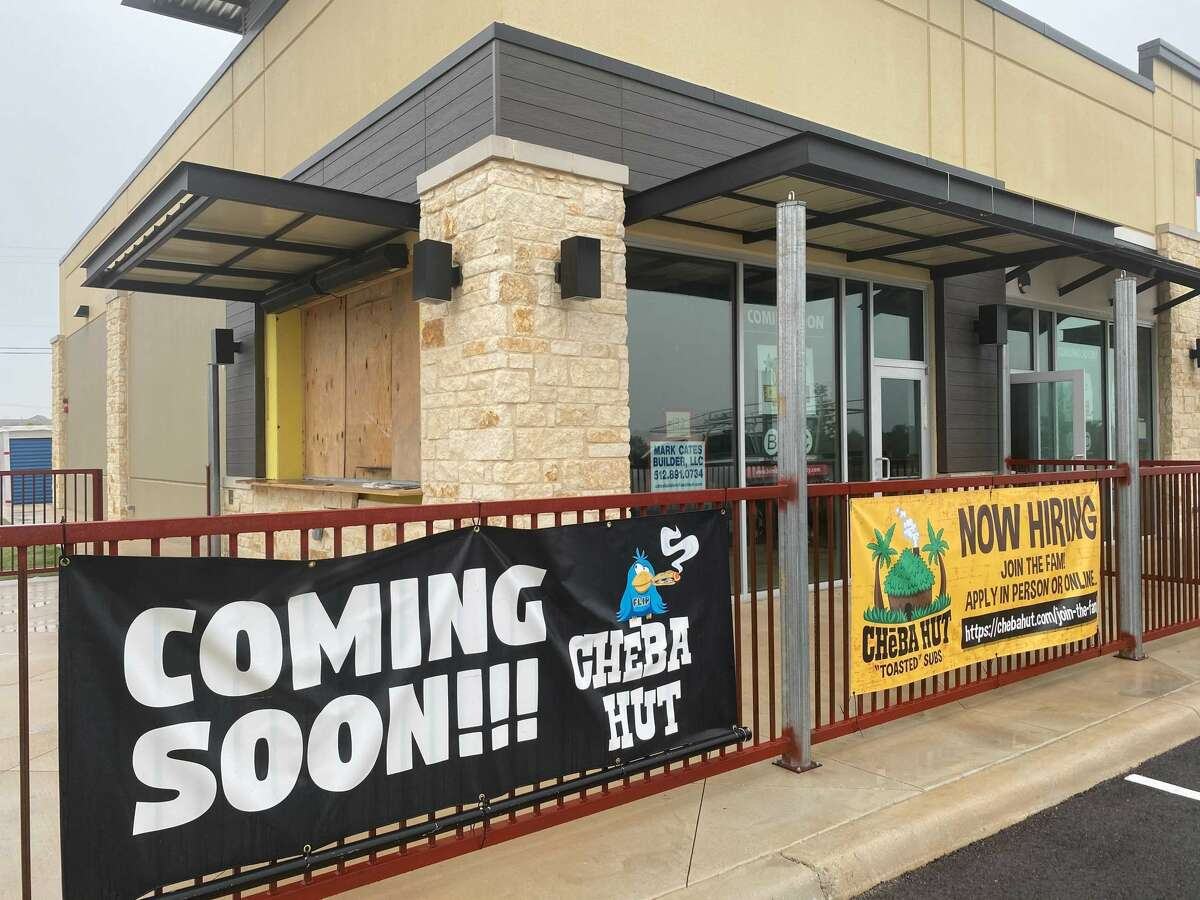 The chain is scheduled to open its San Antonio location in May.