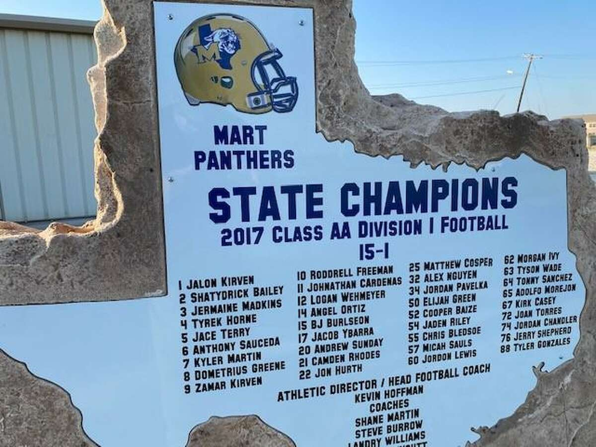 Zamar Kirven and Jacob Ybarra were teammates on 2017 Mart state championship football team. Kirven is charged in the murder of Ybarra and Sabion Kubitza.