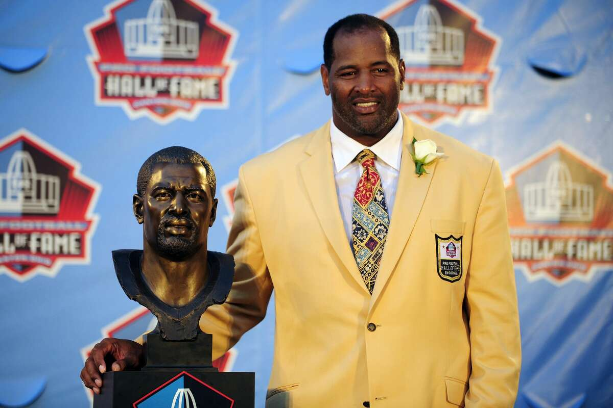 Richard Dent is the latest-drafted Hall of Famer during the post-merger era after being picked in the eighth round of the 1983 draft by the Bears.