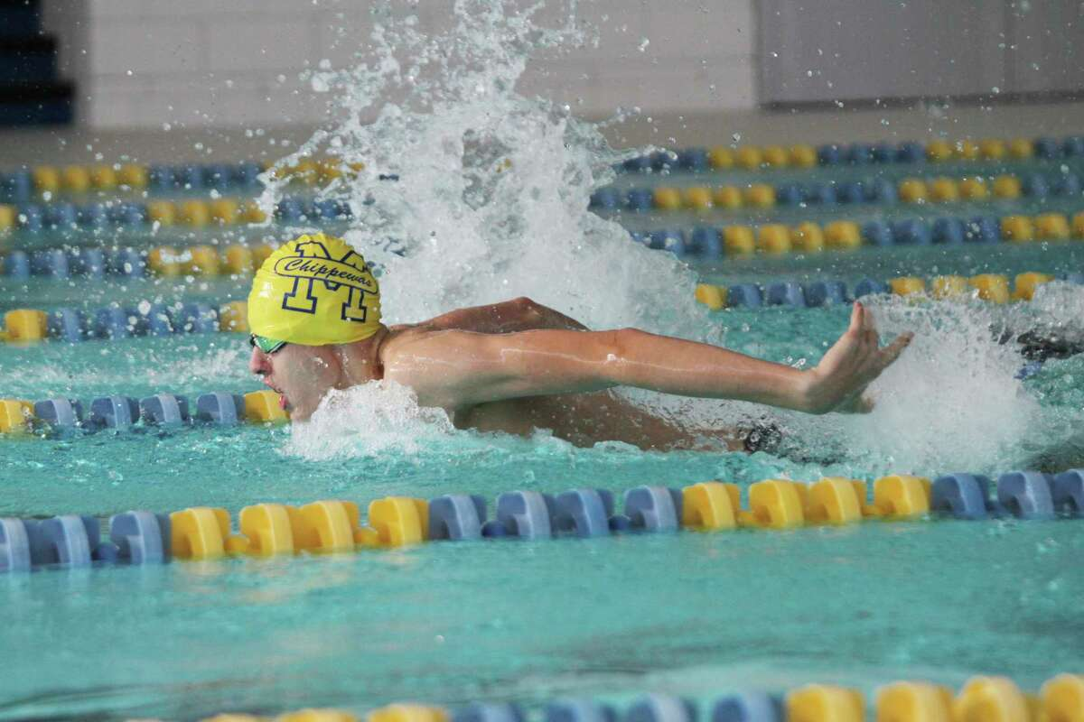 The Manistee boys swim team was named Academic All-State, ranking second among all Division 3 schools. (News Advocate file photo)