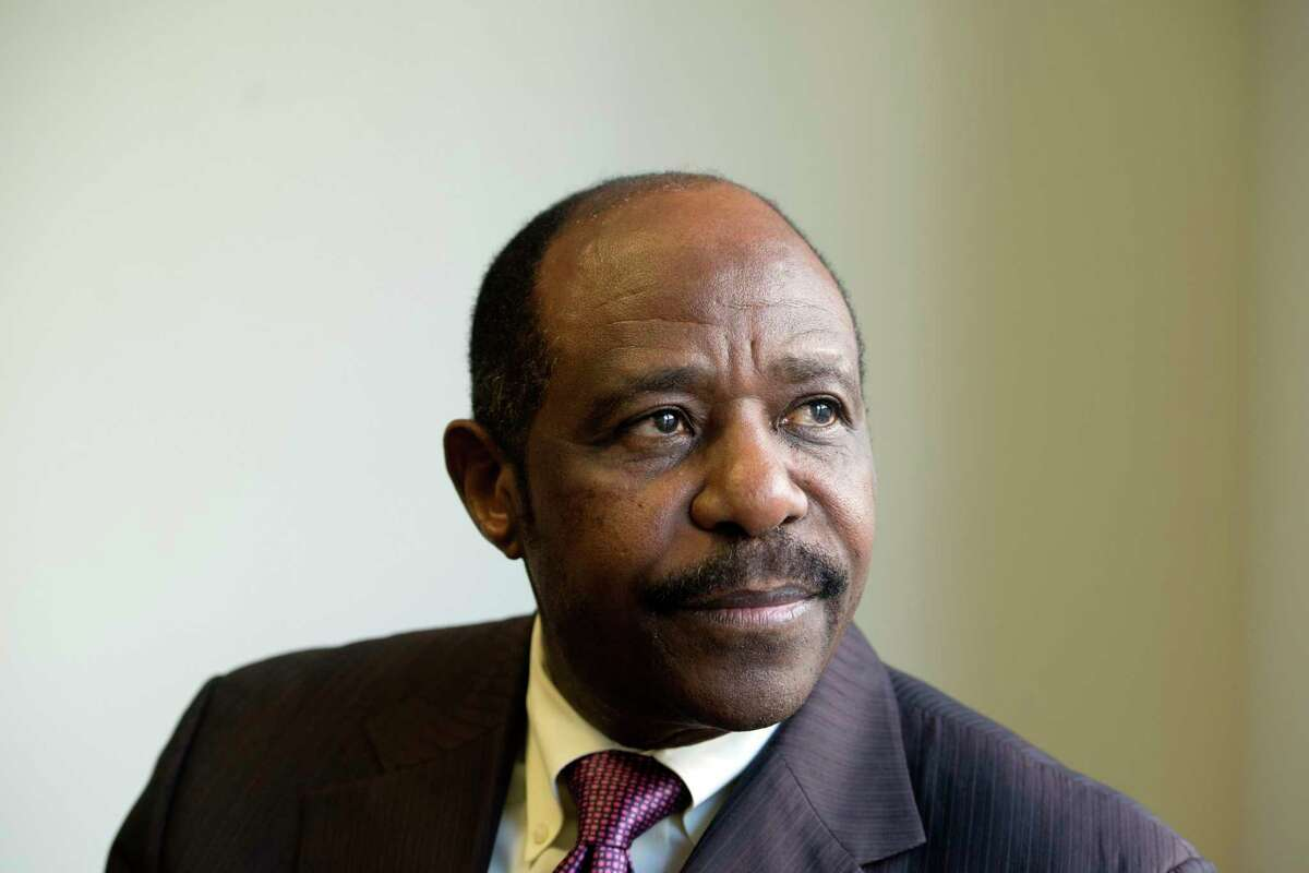 Paul Rusesabagina, who was portrayed in the film
