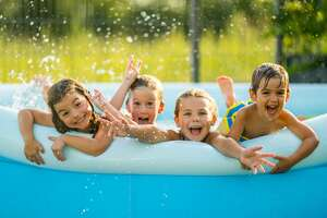 If you'd prefer to seas the day in your own backyard, we found some inflatable pools under $100 that will do the trick.