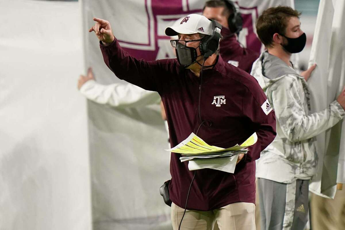 Texas A&M coach Jimbo Fisher said Saturday's spring game will help set the agenda for the team's camp in August.