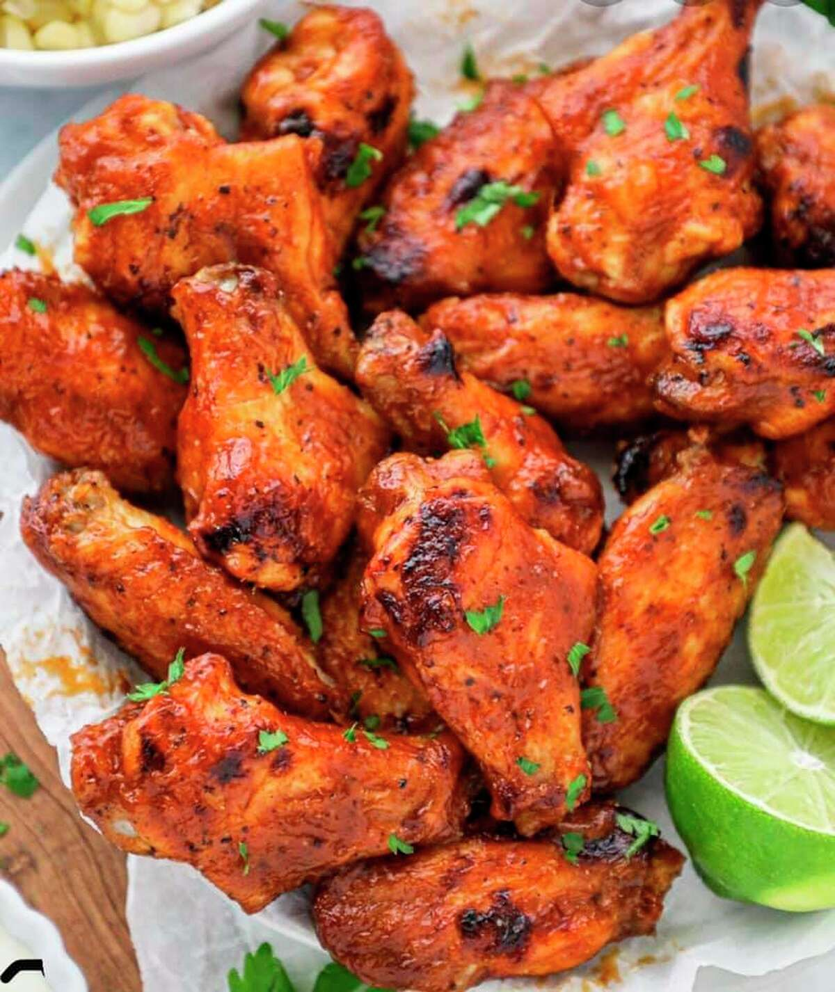 """Wingz & Thingz,Ron Gokey's originalfood truck, is back at it in Area 31 in Beulah, cranking out wings and """"pub grub"""". (Courtesy Photo)"""