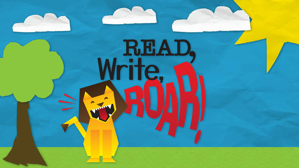 """Shannon Fuller, K-3 literacy coach for the Manistee Intermediate School District, is involved with """"Read, Write, ROAR,"""" an educational program on the Michigan Learning Channel."""