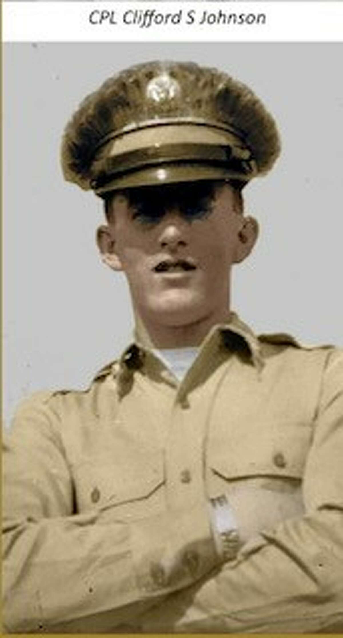Clifford S. Johnson of Valatie was 20 when he was killed in combat in North Korea in December 1950.
