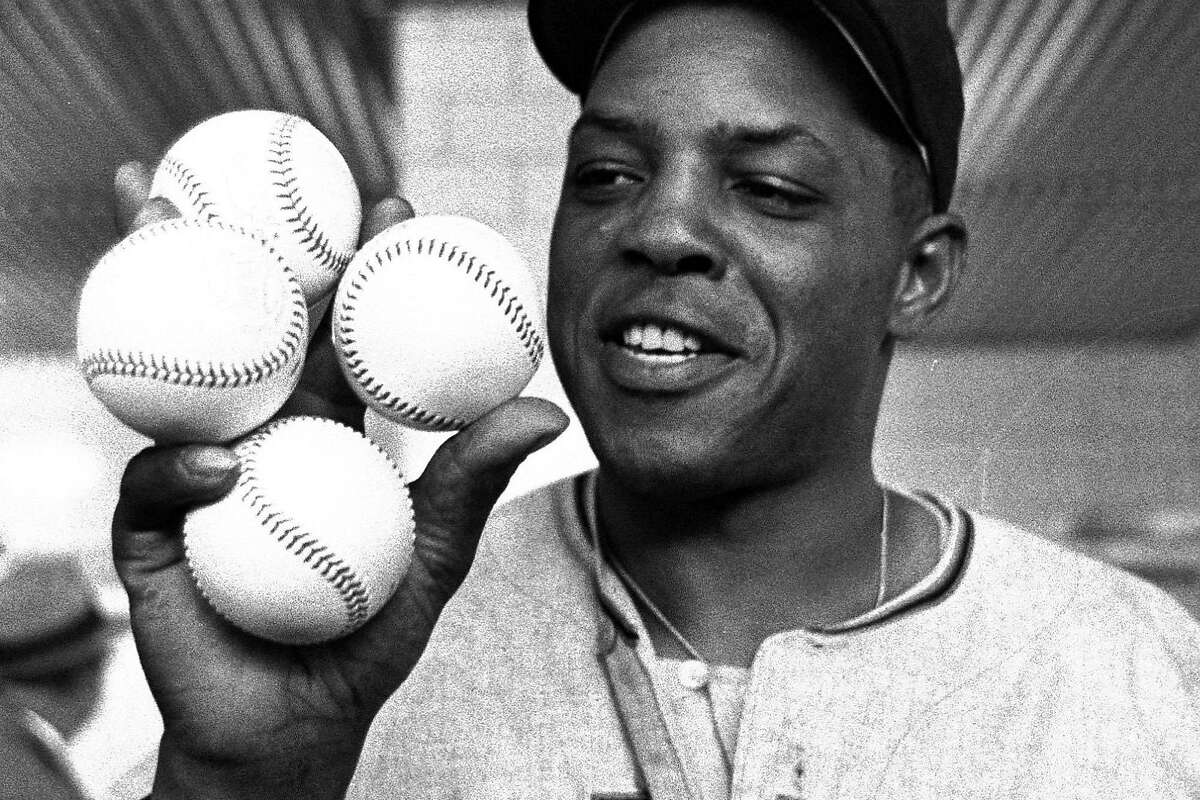 Not even Dodgers fans could hate the great Willie Mays