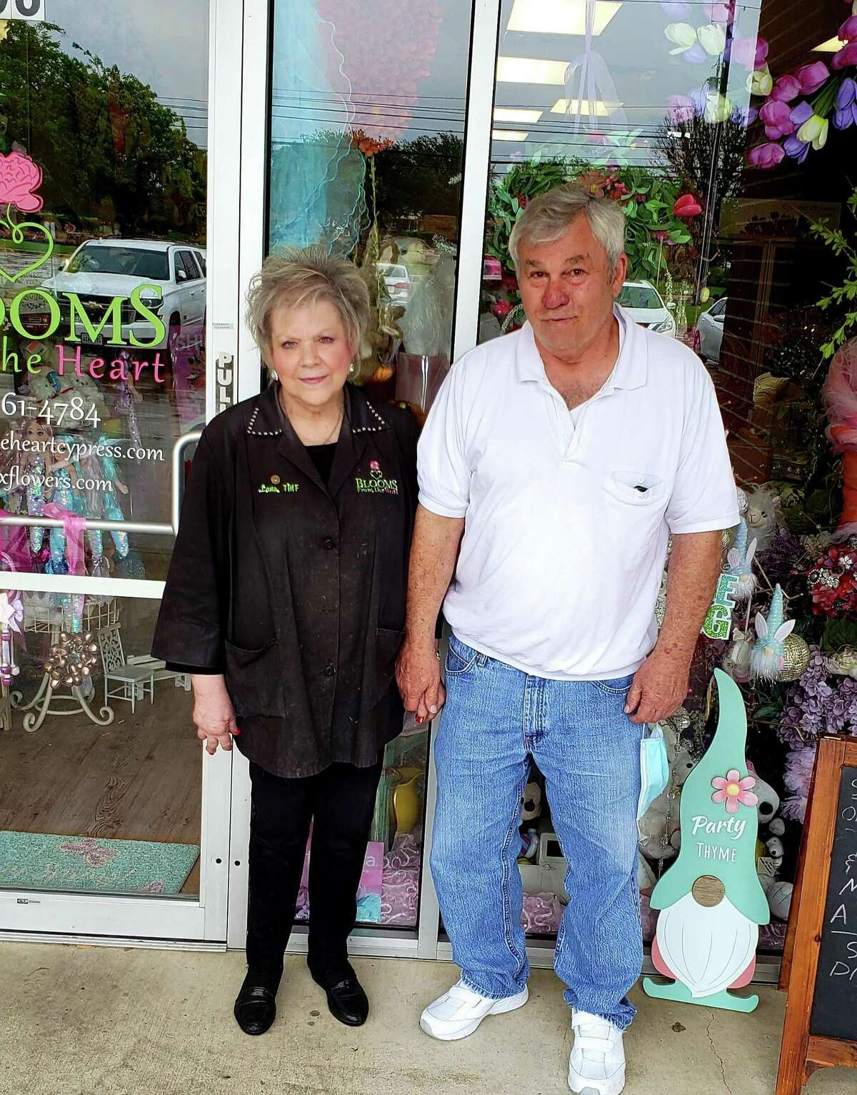 Lana King is joined at the story by her husband Samuel who she says is an integral part of the business. Samuel was laid off at the beginning of the pandemic from his job of 40 years in oil and gas.