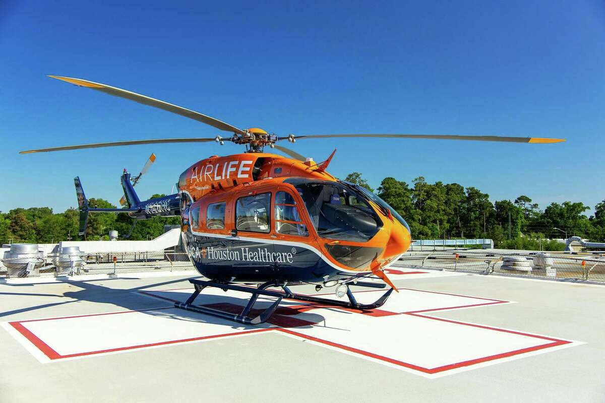 Two AirLife air ambulance helicopters are strategically located in Conroe and the second one in the Texas Medical Center with the Women's Hospital of Texas to provide the quickest response times to trauma-related care.