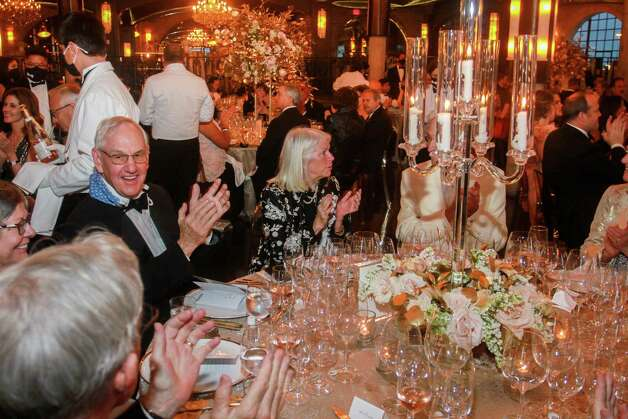 The Houston Symphony Wine Auction and Collector's Dinner on April 23, 2021. Photo: Gary Fountain, Contributor / Copyright 2021 Gary Fountain