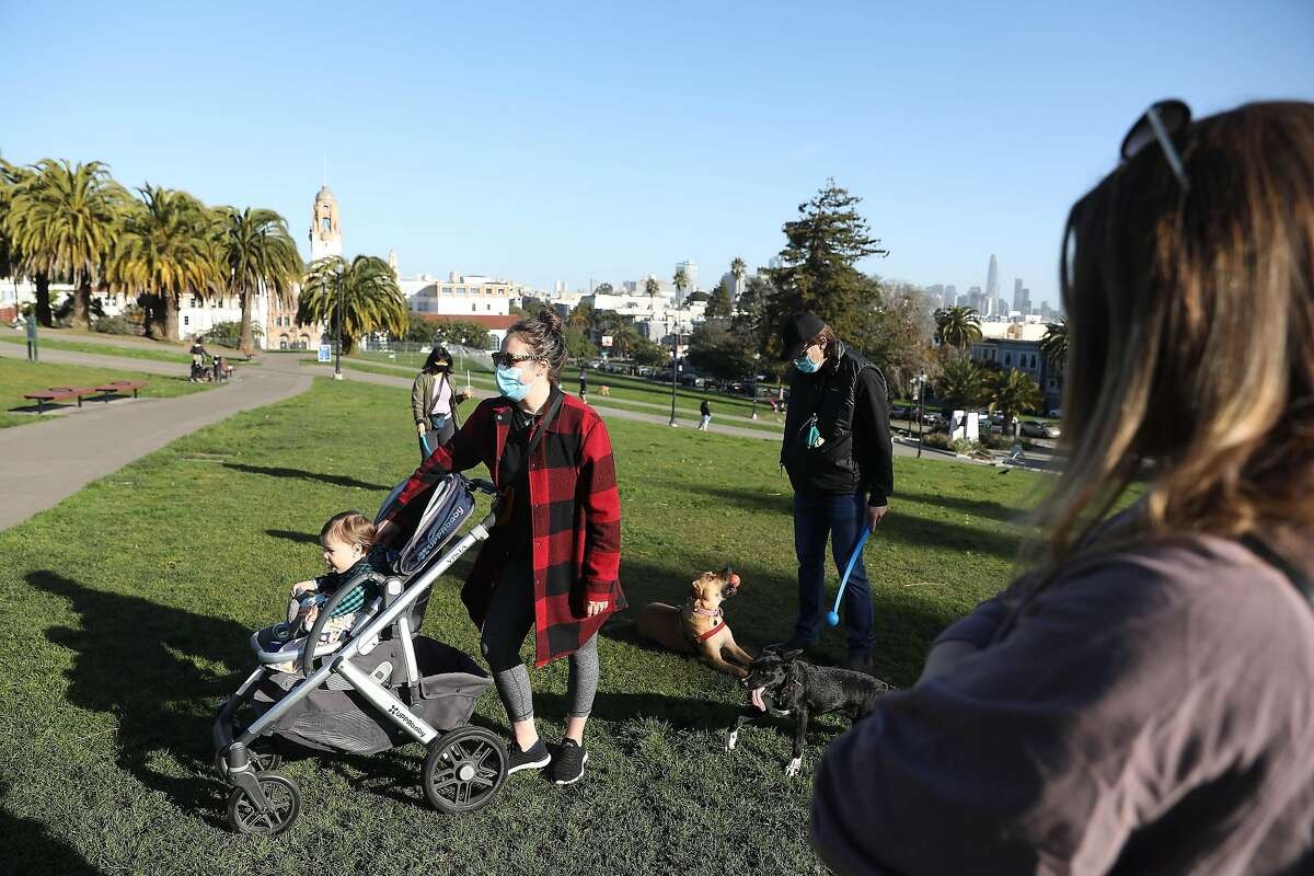 The Bay Area's baby bust has been particularly large.