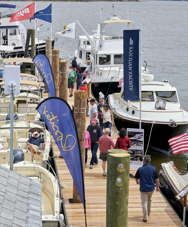 CT Spring Boat Show 2019 - Essex
