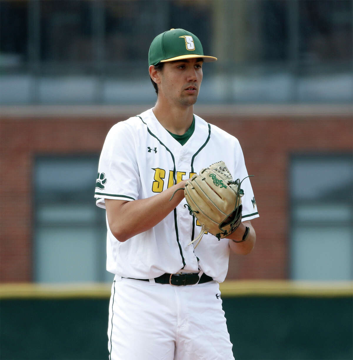 Siena junior pitcher Arlo Marynczak threw a no-hitter in his first career start on Saturday, April 24, 2021.