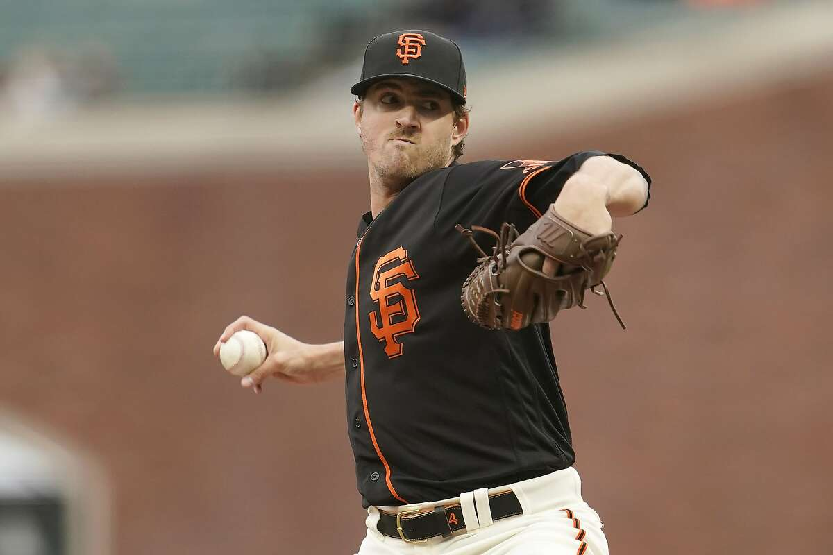 Giants starting pitcher Kevin Gausman struck out 11 and allowed just one run on two hits in eight innings of work.