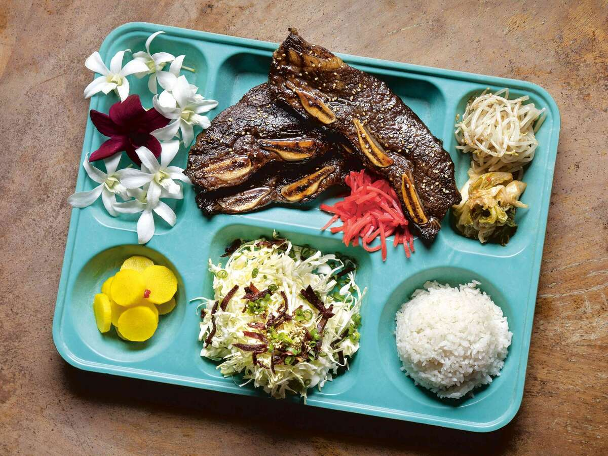 """Sheldon Simeon, chef and owner of Tin Roof restaurants and two-time """"Top Chef"""" finalist, talks all about Hawaiian food on the Extra Spicy podcast: what it is, what it isn't, and how you can learn to cook it through his new cookbook, """"Cook Real Hawai'i."""""""