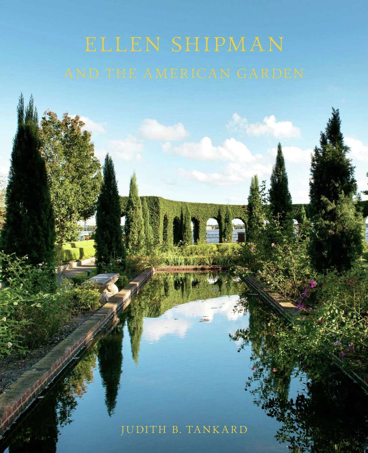 Cover of Tankard's book on Ellen Shipman.