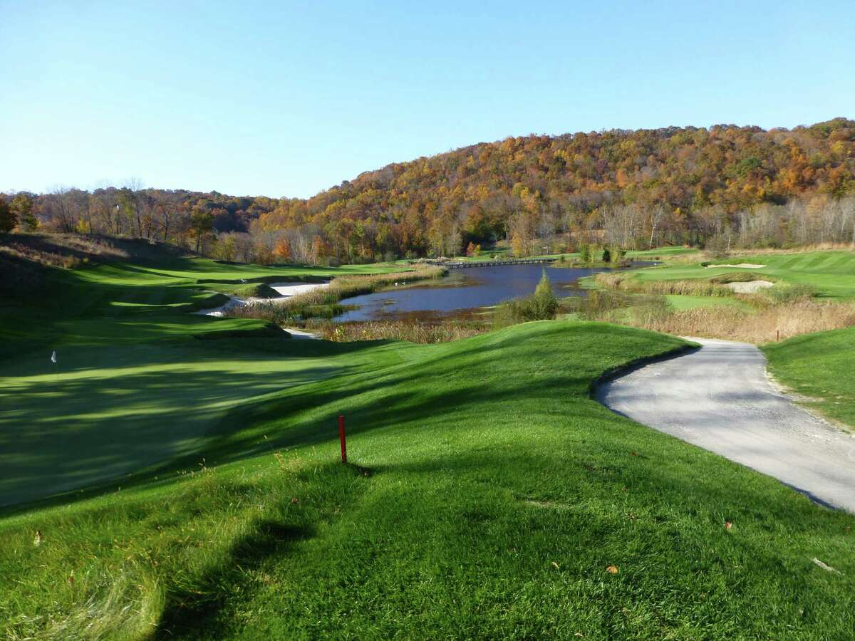 Hollow Brook course