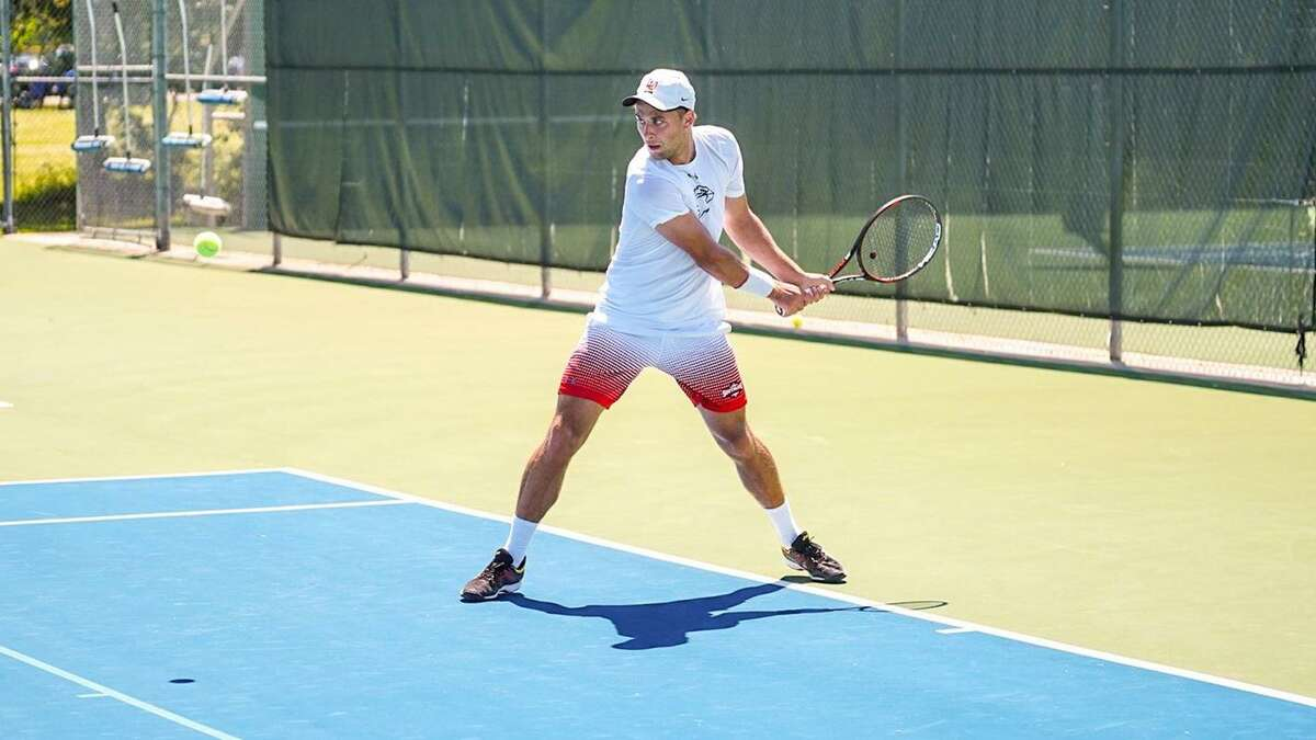 LU men's tennis will play for a conference championship on Monday.