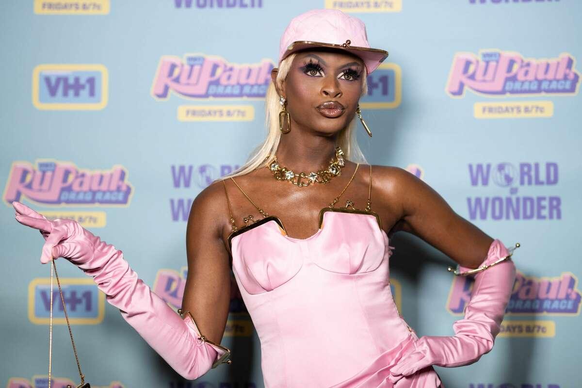Symone attends RuPaul's Drag Race Season 13 Finale in Los Angeles, Calif.