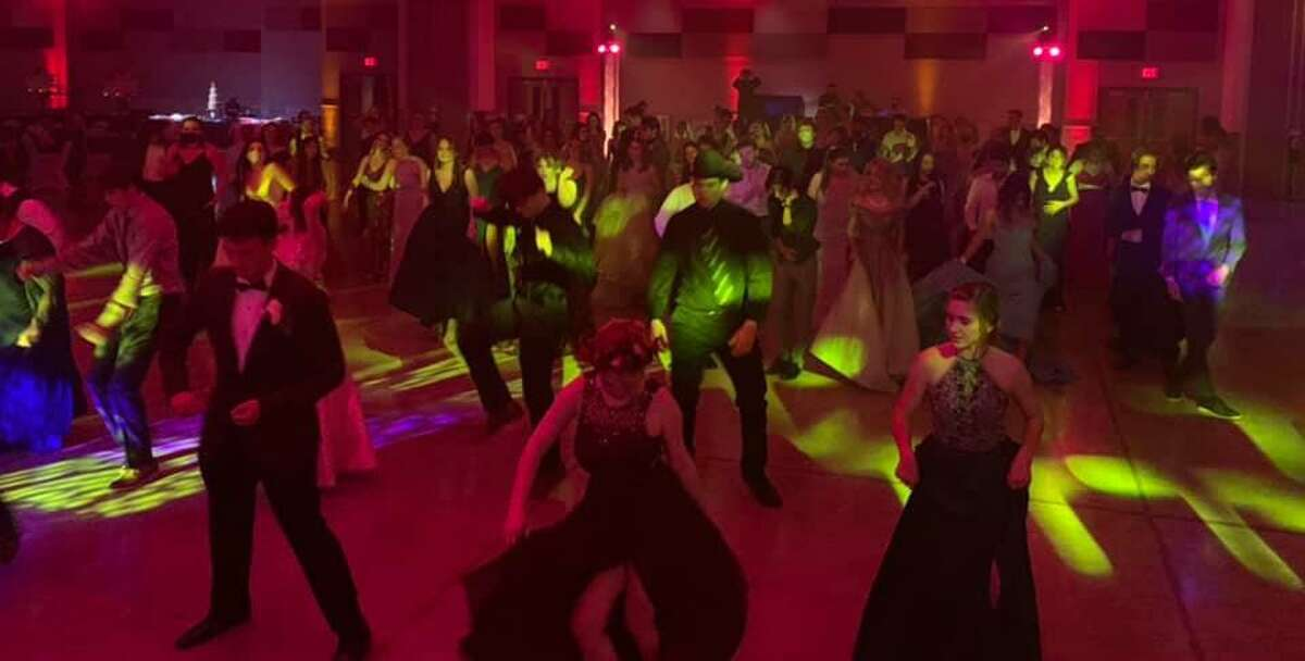 After last year's prom ended up canceled due to COVID-19, Magnolia High School held their 2021 prom inside the ballroom at the Magnolia Event Center on April 10 from 8pm-12am.