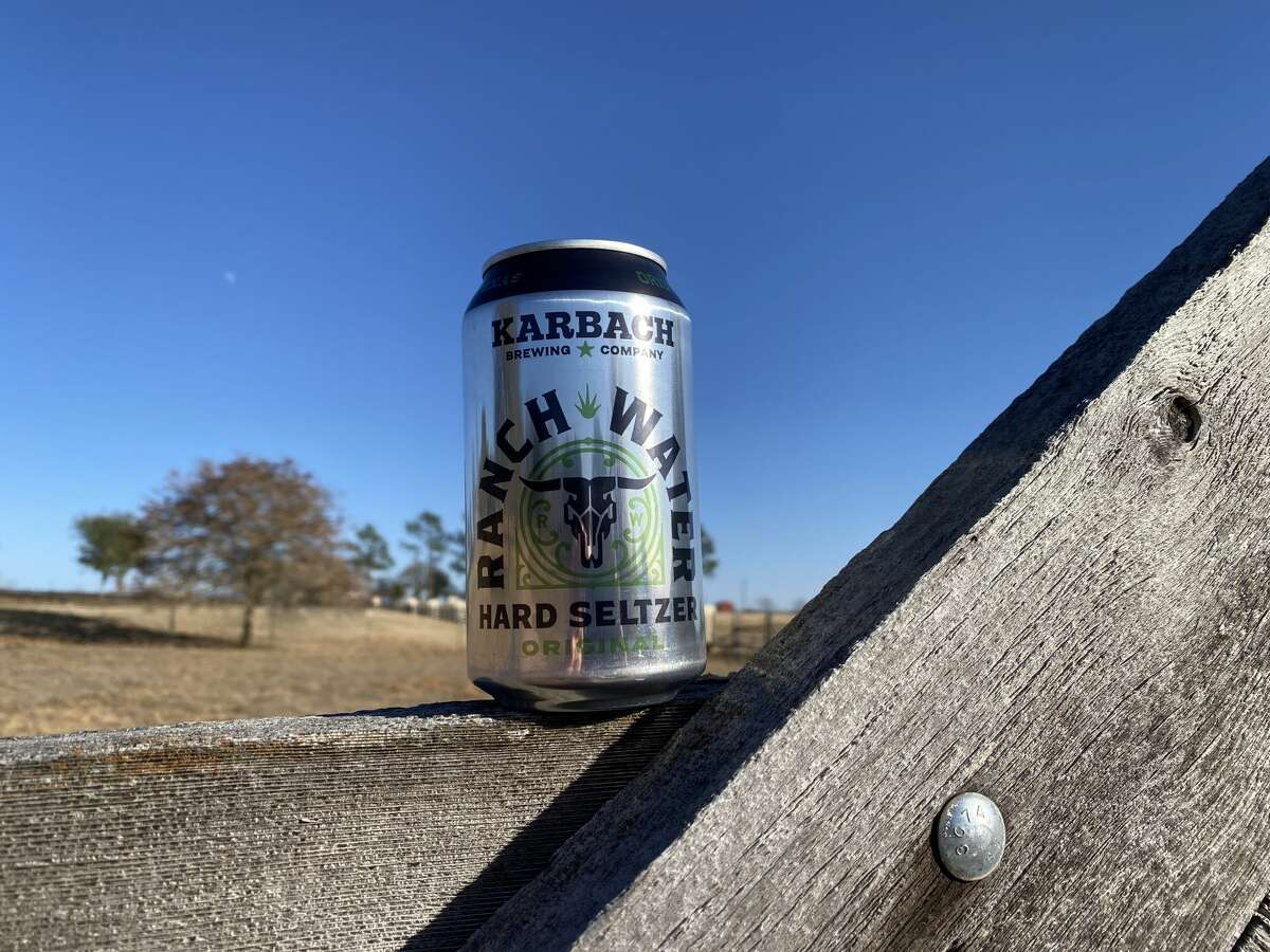 Houston's Karbach Brewing releases its canned Ranch Water in January 2021. On April 26, the brewery unveiled its Restoring the Ranch Program, which will give grants to Texas farmers and ranchers.