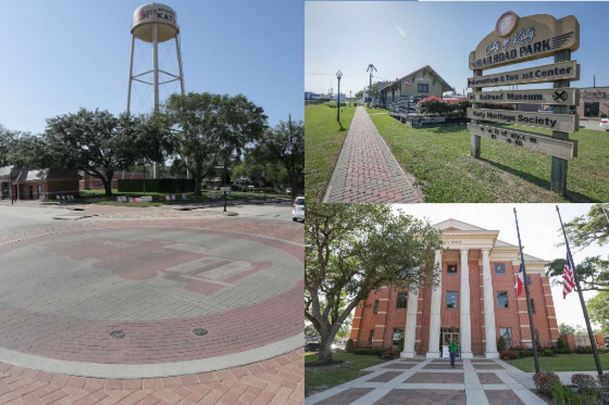 Scenes from around Katy on April 21, 2021.