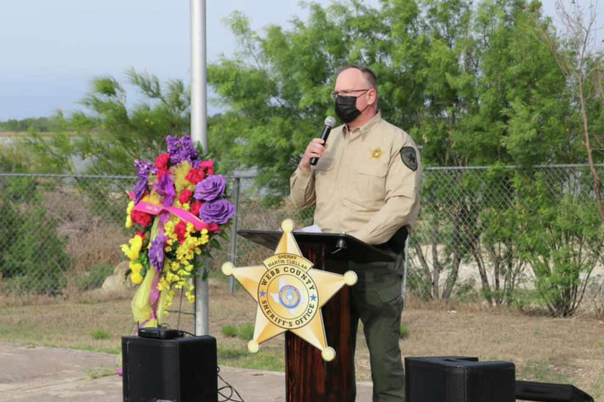 The Webb County Sheriff's Office hosted the Annual National Crime Victims' Rights Week Candlelight Vigil on April 22 at the Lake Casa Blanca International State Park.
