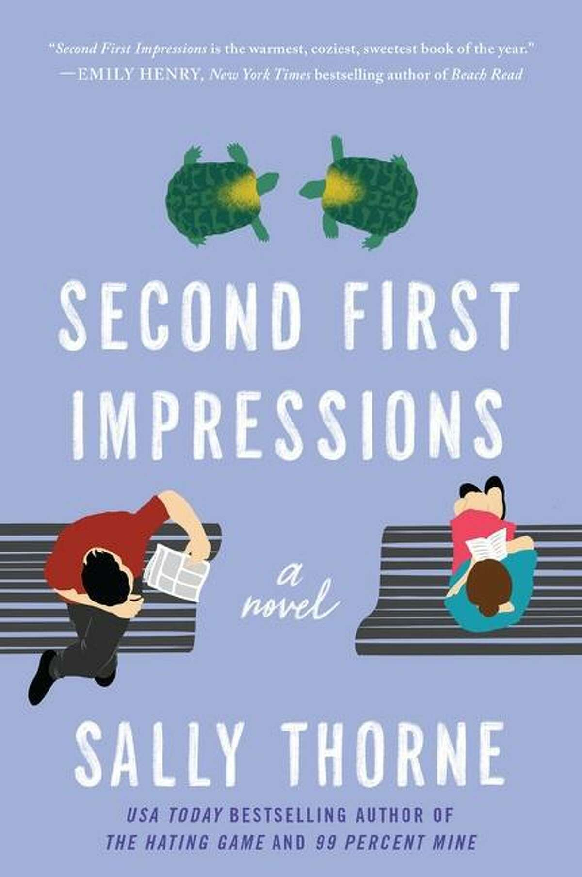 """""""Second First Impressions"""" is Sally Thorne's latest novel."""
