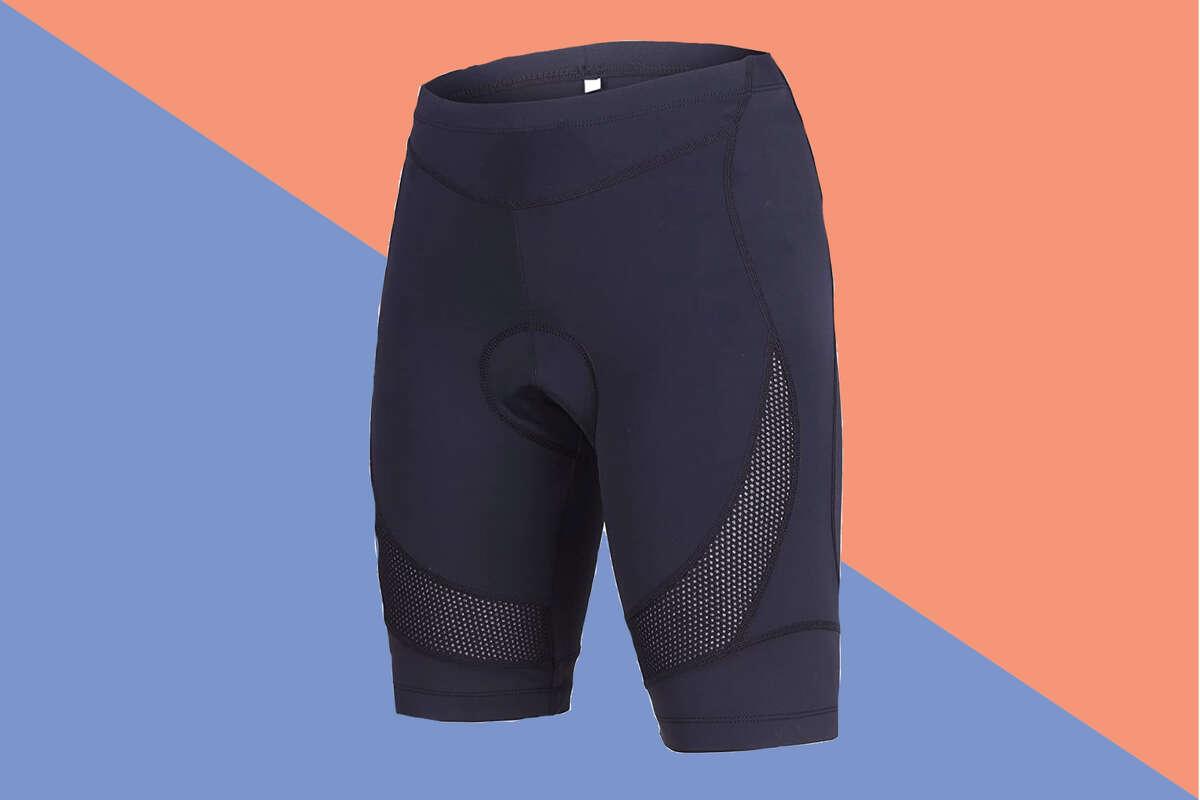Beroy Womens Bike Shorts with 3D Gel Padding, Starting at $24.99 at Amazon