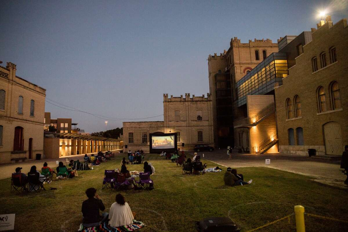 The San Antonio Museum of Art is hosting films in May and June with the possibility of adding more to its lineup throughout the summer.