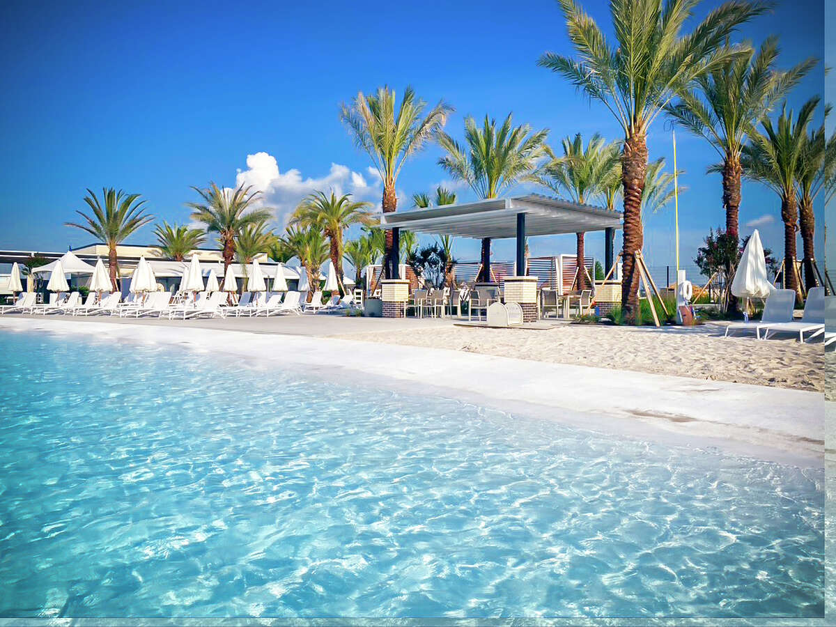 Lago Mar recently opened its 12-acre Crystal Lagoon, a unique staycation destination.