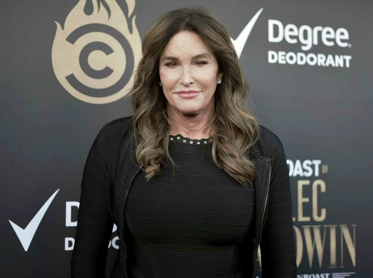 FILE - Caitlyn Jenner attends the Comedy Central Roast of Alec Baldwin in Beverly Hills, Calif. on Sept. 7, 2019.