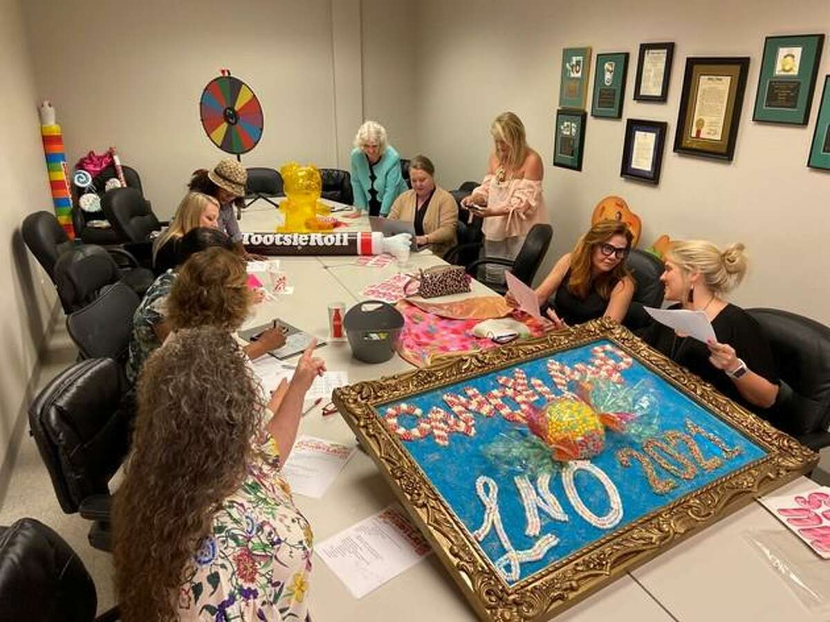 Volunteers have been hard at work organizing this year's Ladies Night Out fundraiser for Yes to Youth. Last year the fundraiser was canceled due to COVID-19 but this year the event will be taking pandemic-related precautions.