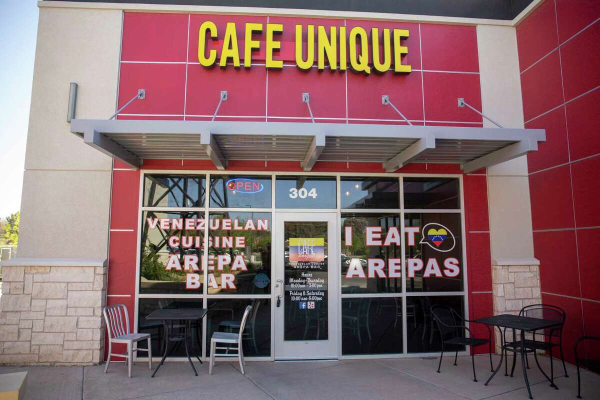 Cafe Unique as seen April 9, 2021 at 3408 N. Midkiff Suite 304. Jacy Lewis/Reporter-Telegram