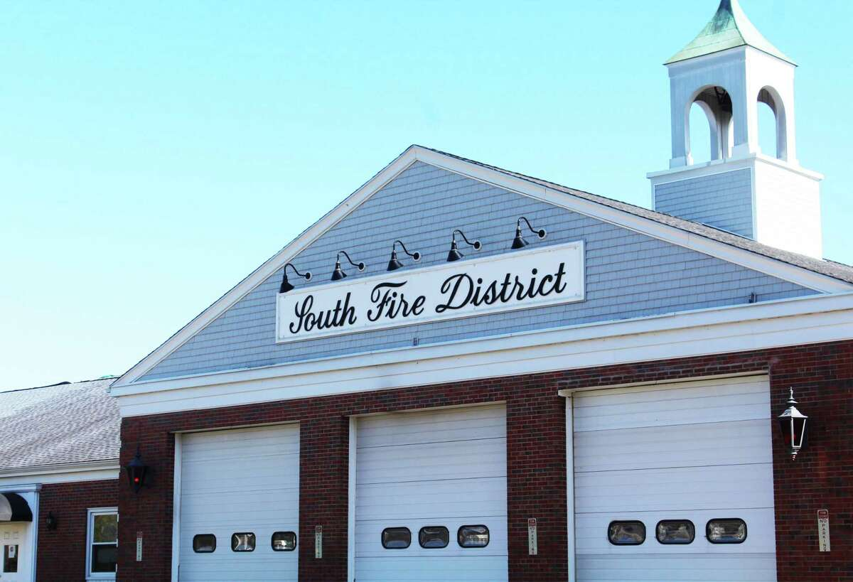 Middletown's South Fire District station is located at 445 Randolph Road.