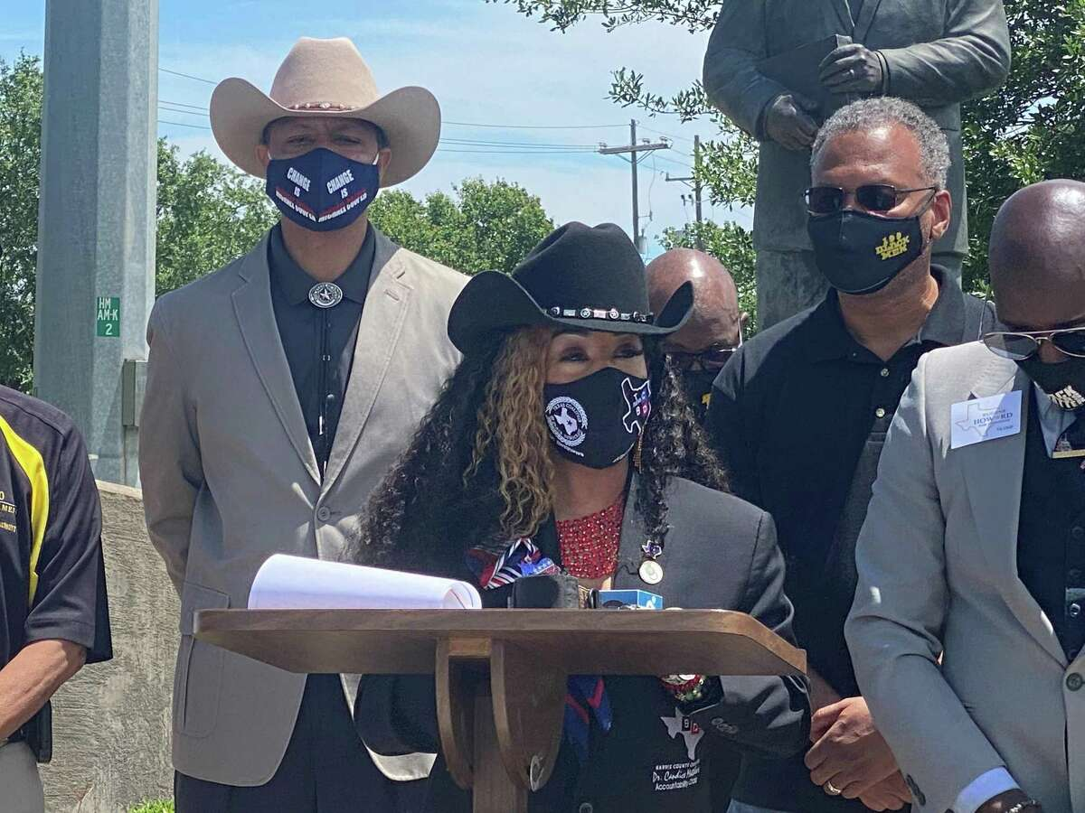 A group of Democrats from across the state of Texas were in Beaumont on Monday to launch an effort lobbying for the passage of the George Floyd Act and against what they described as potential acts of voter suppression before Texas lawmakers.