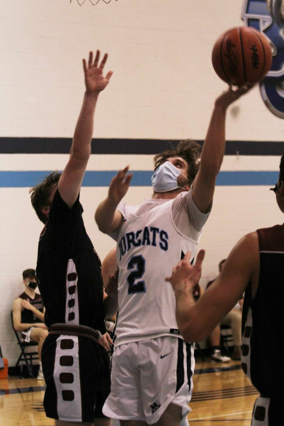 Brethren's Skylar Wojciechowski was named All-State honorable mention in Division 4 boys basketball.