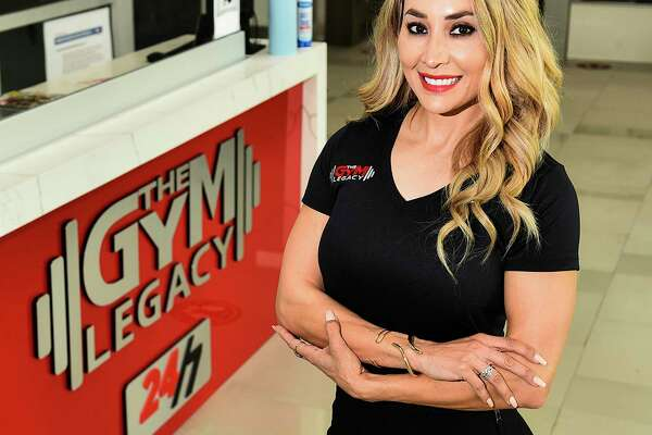 Former TAMIU volleyball player Mayra Ferrara utilized her passion for the sport in developing a career running The Gym Legacy.