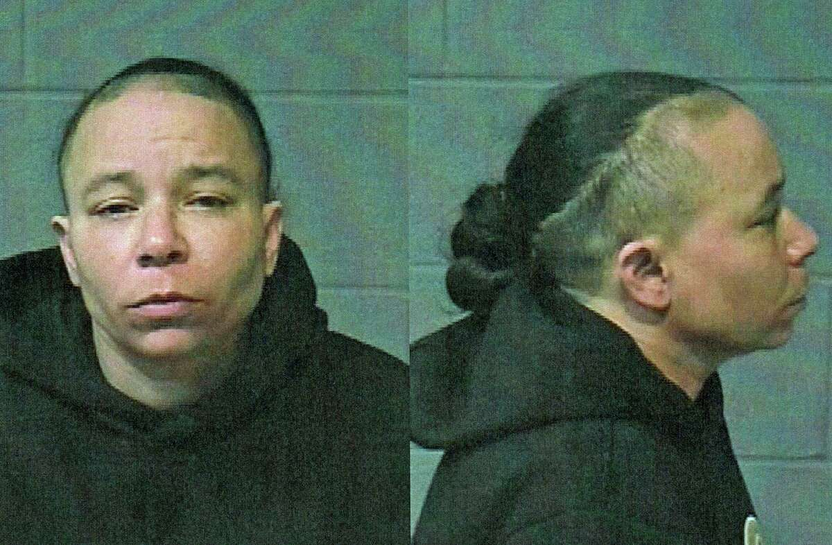 Felicia Jenkins, 44, was charged with second-degree breach of peace and first-degree criminal trespass.