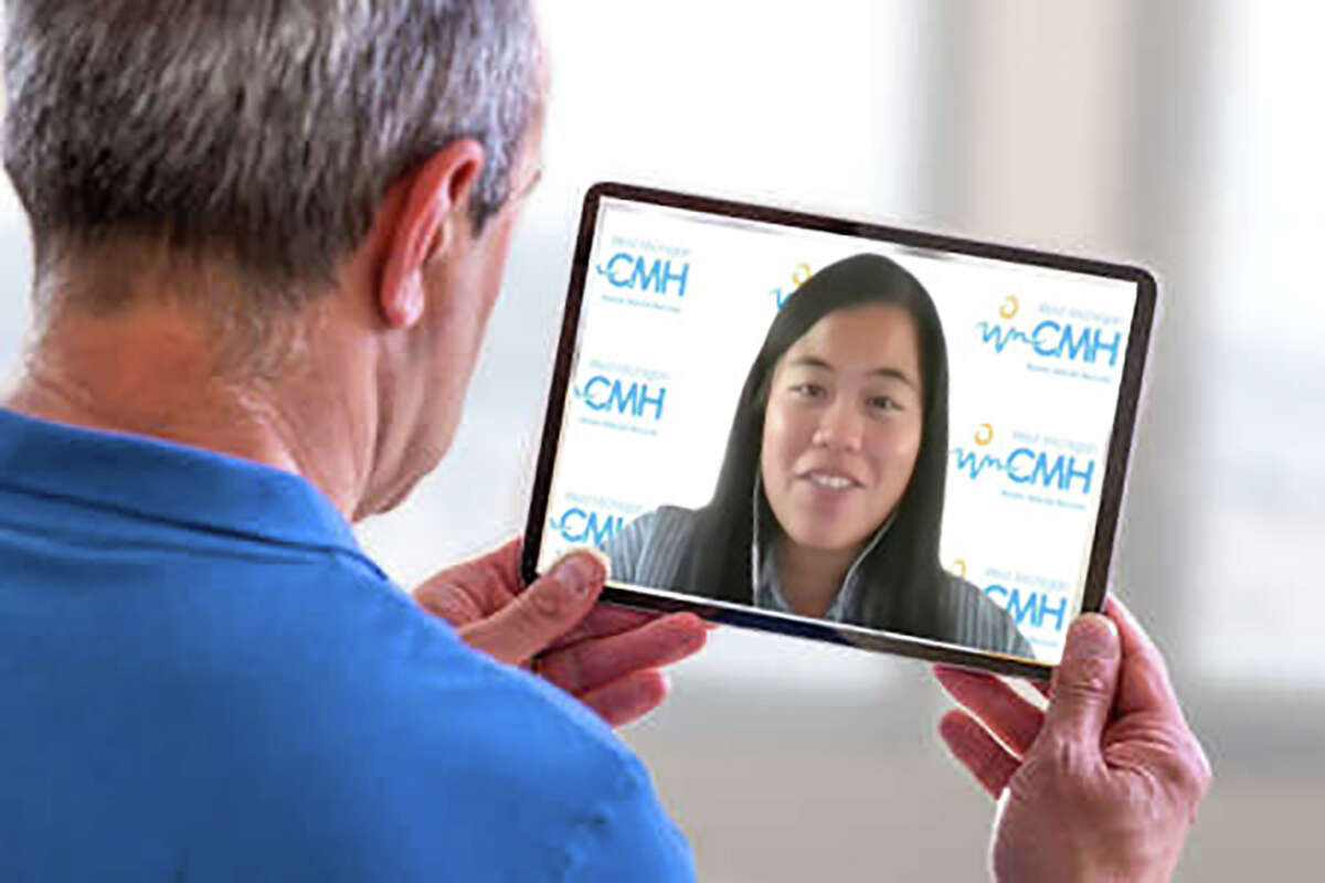 West Michigan Community Mental Health has long been at the forefront of telehealth having provided video appointments for psychiatric medication services for many years. (Courtesy/WMCMH)