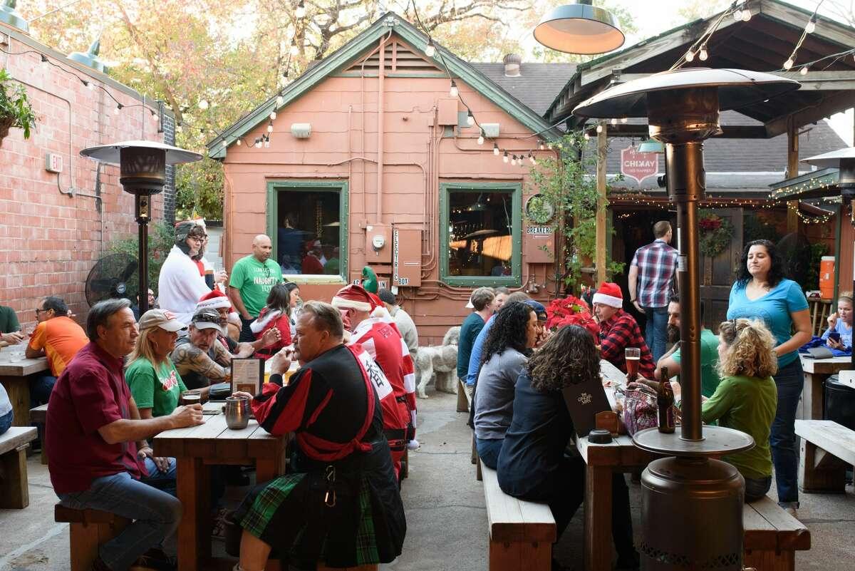 Rice Village Christmas Crawl on Saturday, December 14, 2019