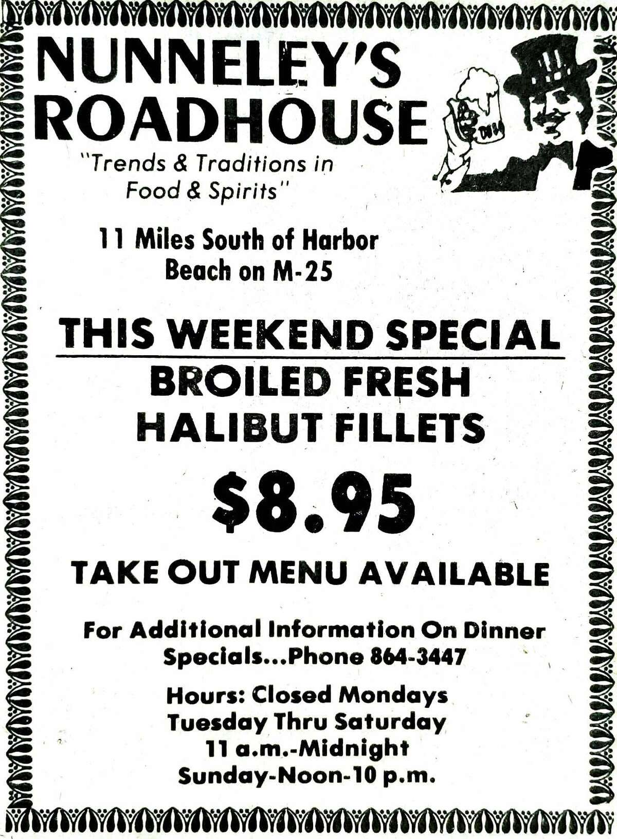 In this week's Tribune Throwback we go to April 1982, in the height of inflation and early in President Ronald Reagan's first term.