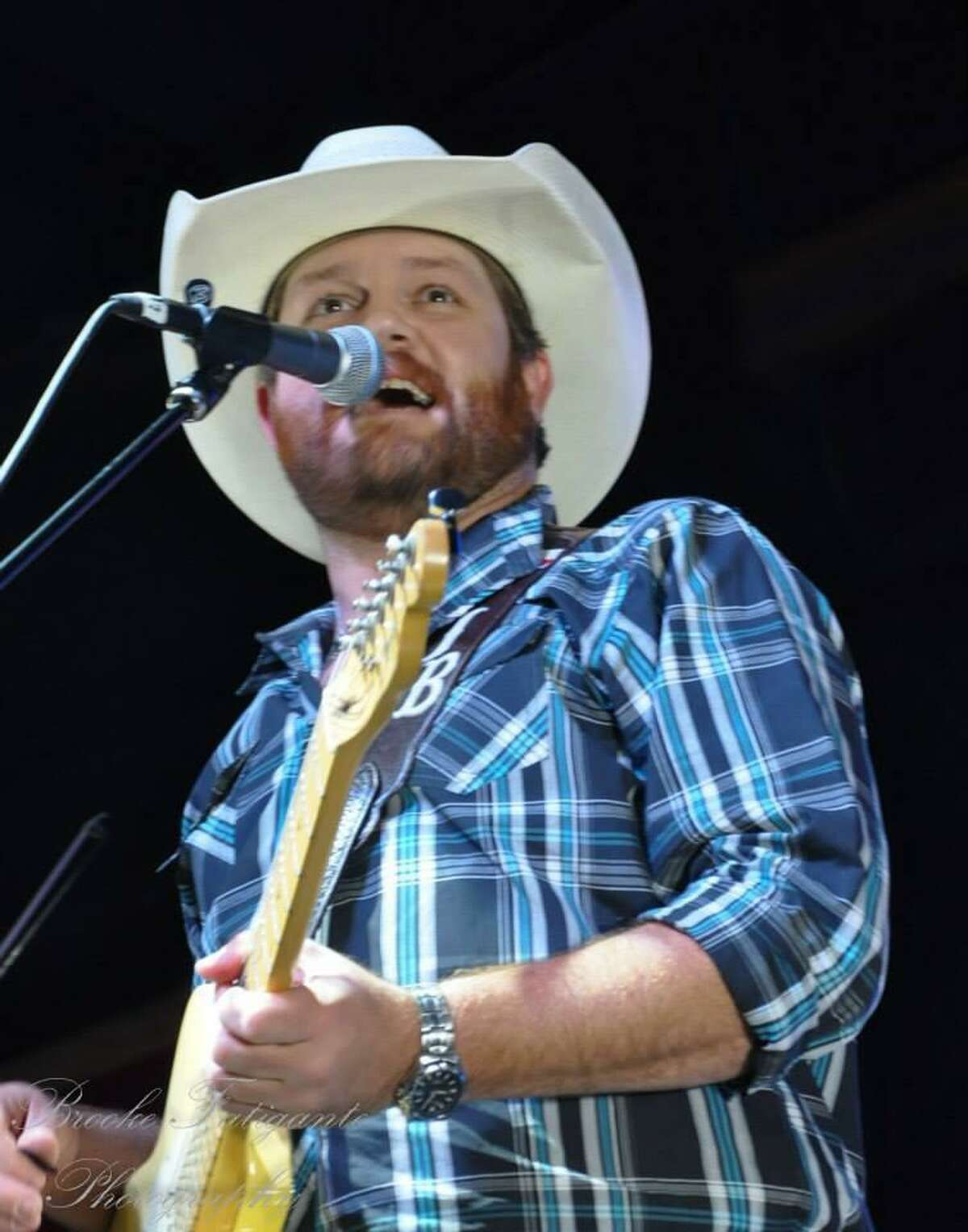 Jody Booth will be among the musicians performing during the Montgomery County VetFest 21 May 1 at Outback Western Wear in Magnolia.