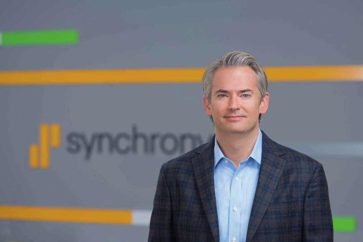 Brian Doubles is the new CEO of Stamford-based Synchrony, the country's largest provider of private-label credit cards.