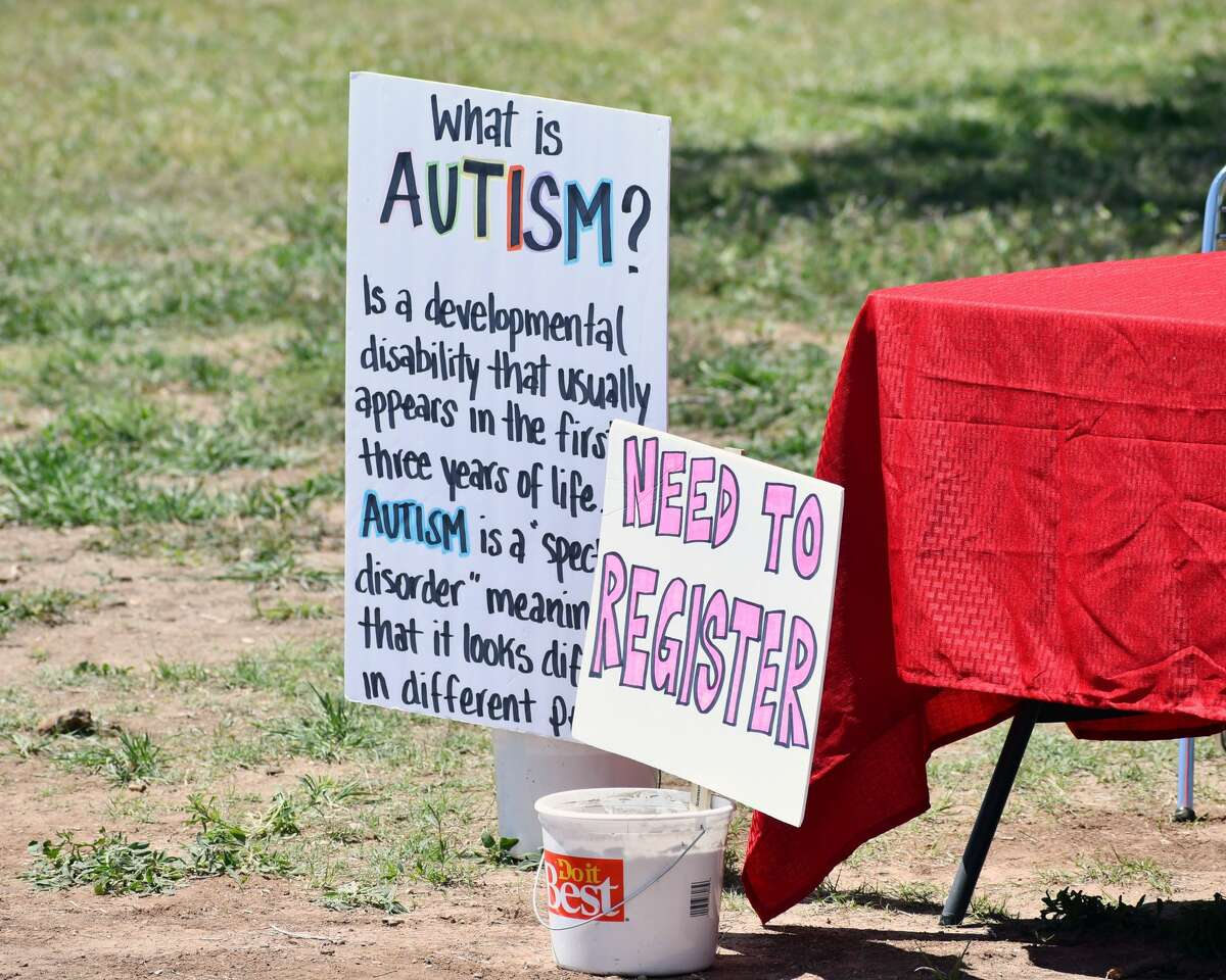 Organizers said the third annual Autism Walk on April 24, 2021 was a success.