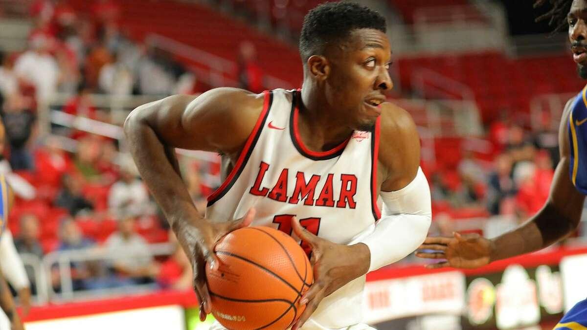 Lamar alum Josh Nzeakor will play in the NBA's Basketball Africa League.