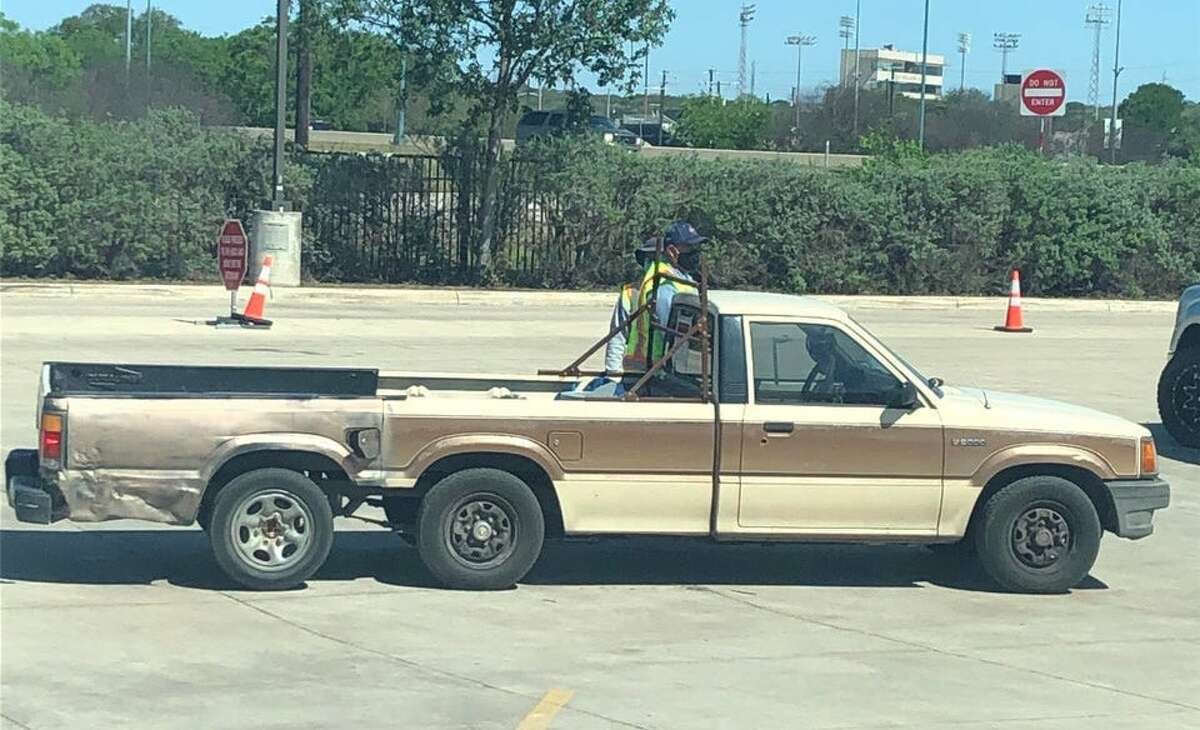 Why buy a bigger truck when you can just make one yourself?