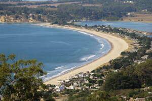 Stinson Beach, California.